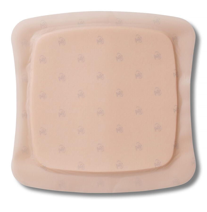 Aquacel Ag Foam 12,5x12,5cm N1