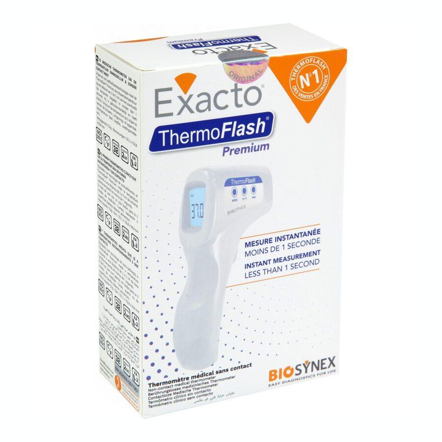 Exacto ThermoFlash Premium (LX-26 E) termometrs