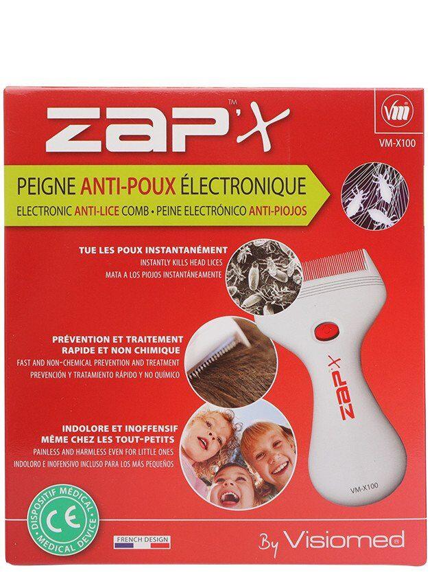ZAP X Visiomed elektriska galvas utu ķemme N1