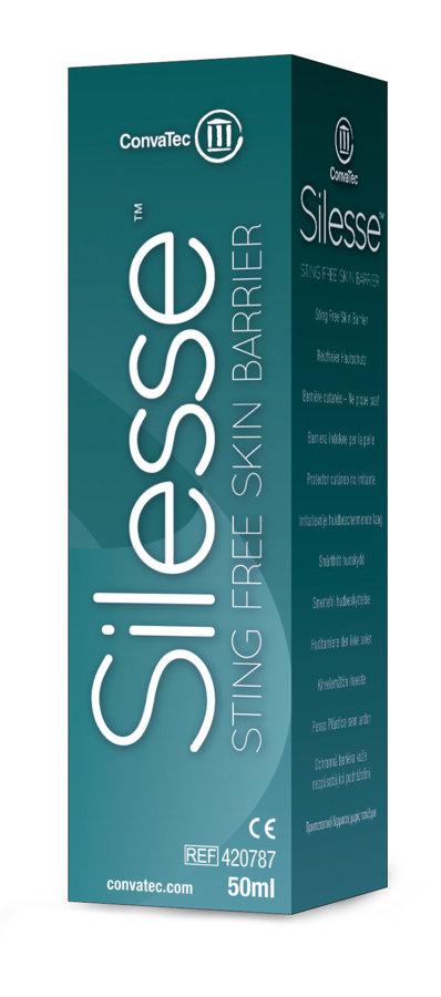 ConvaTec Silesse - aerosols aizsargkārtas veidošanai 50 ml