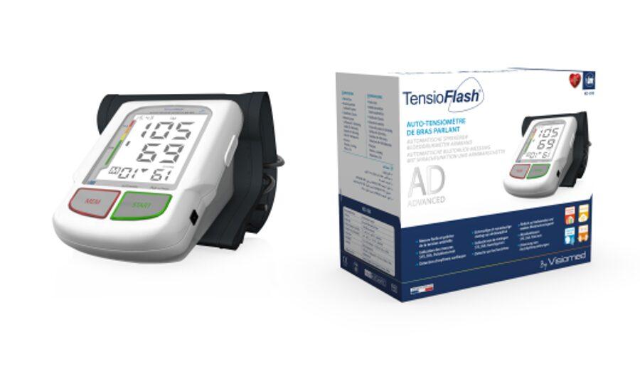 TensioFlash KD-595 asinsspiediena mērītājs