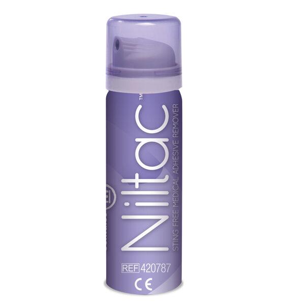 ConvaTec Niltac - aerosols līmvielu šķīdināšanai 50ml